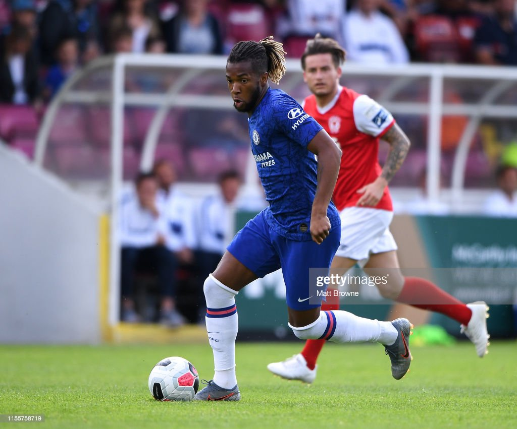 St Patrick's Athletic v Chelsea FC - Club friendly : News Photo