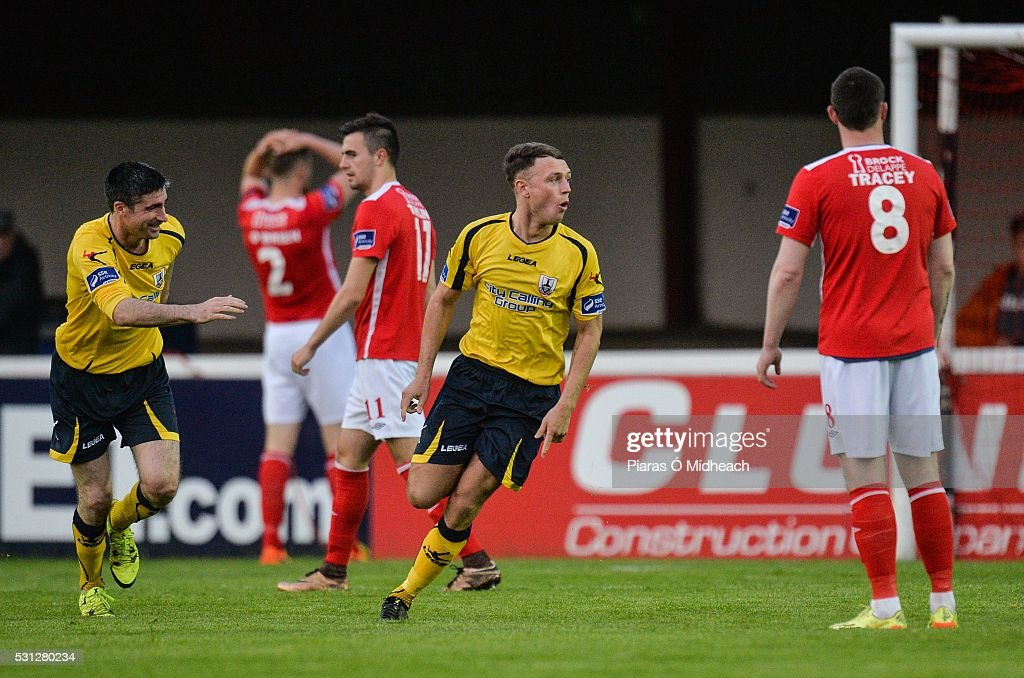 St Patrick's Athletic v Longford Town - SSE Airtricity League Premier Division : News Photo