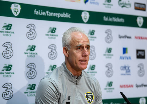 IRL: Republic of Ireland Squad Training and Press Conference