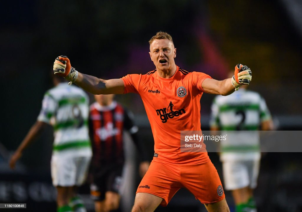 Bohemians v Shamrock Rovers - SSE Airtricity League Premier Division : News Photo