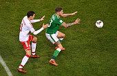 dublin ireland jeff hendrick republic ireland