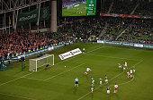 dublin ireland nicklas bendtner denmark scores