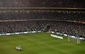 dublin ireland republic ireland team huddle