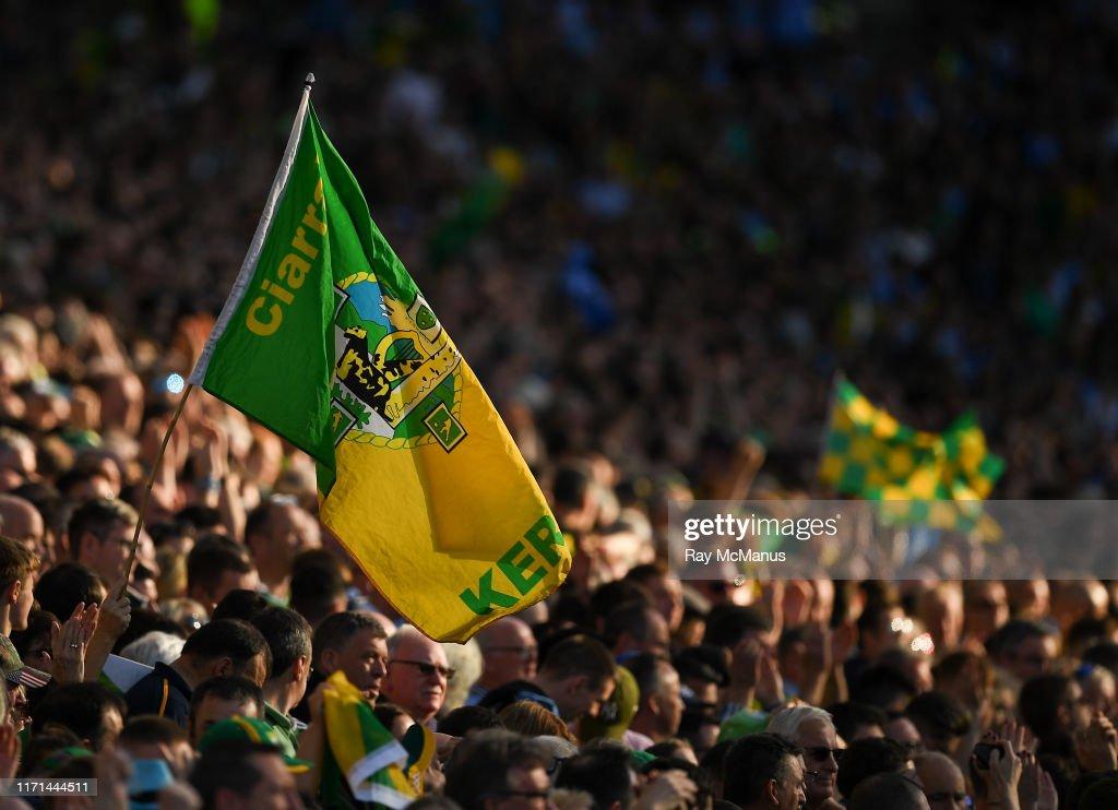 Dublin v Kerry - GAA Football All-Ireland Senior Championship Final Replay : News Photo