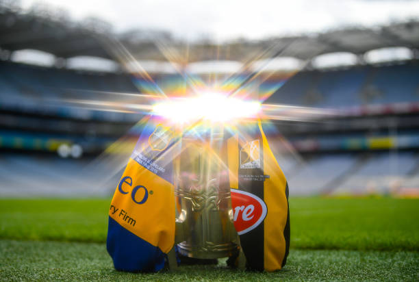 IRL: Kilkenny v Tipperary - GAA Hurling All-Ireland Senior Championship Final