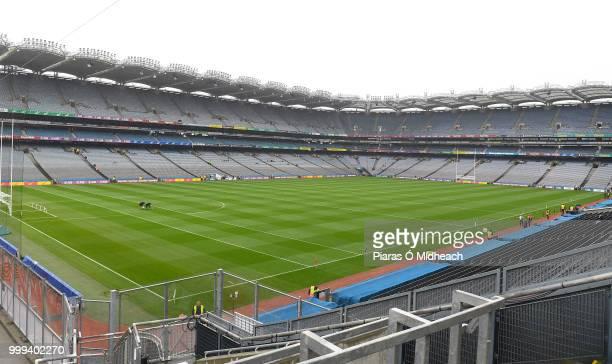 Dublin Ireland 15 July 2018 Fergal Conway of Kildare after the GAA Football AllIreland Senior Championship QuarterFinal Group 1 Phase 1 match between...