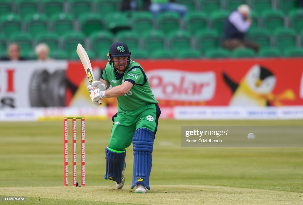 Ireland v Bangladesh - One-Day International (Men's Tri-Series) : News Photo