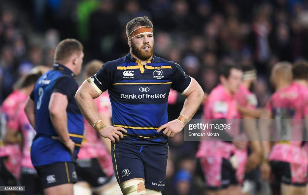 Leinster Rugby v Exeter Chiefs -  Champions Cup