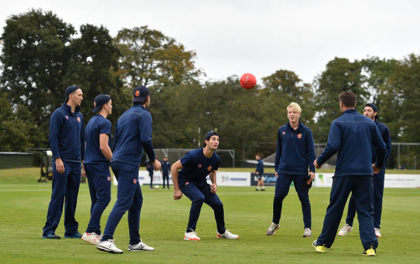 IRL: Scotland v Netherlands - T20 International Tri Series
