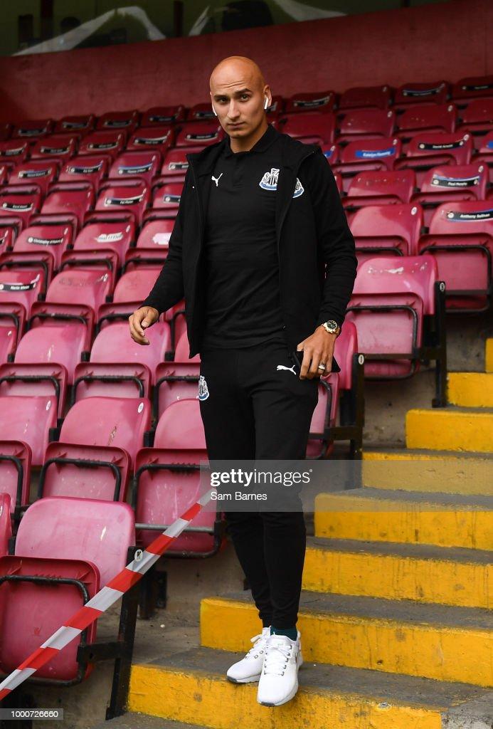 St. Patricks Athletic v Newcastle United: Pre-Season Training