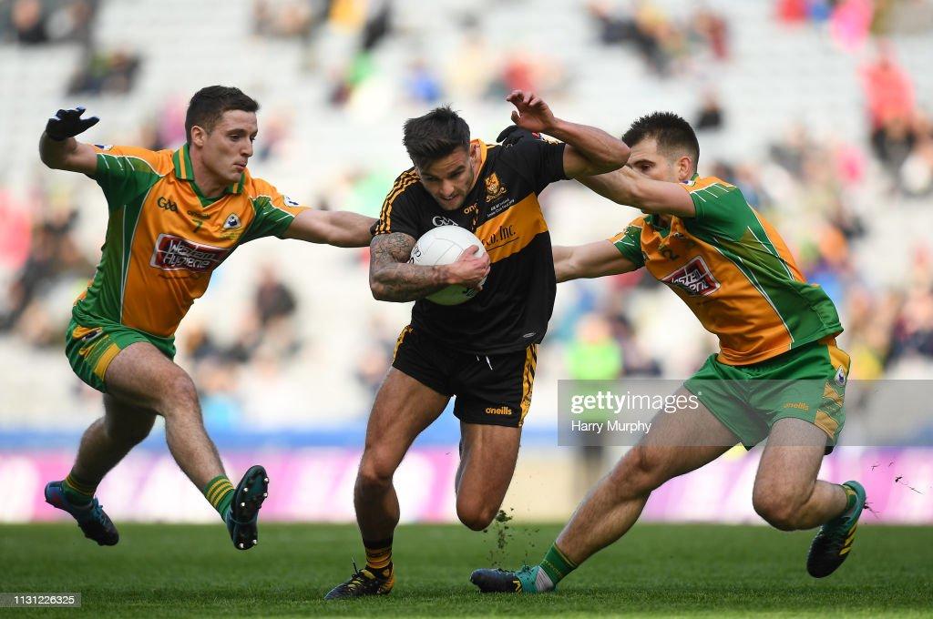 IRL: Corofin v Dr Crokes - AIB GAA Football All-Ireland Senior Club Championship Final