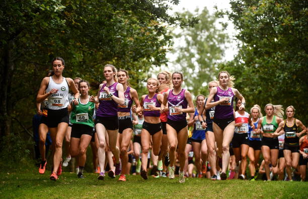 IRL: Autumn Open International Cross Country & European Athletics Visit