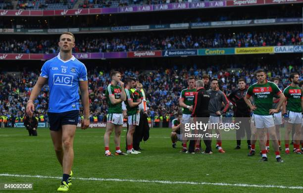 Dublin Ireland 17 September 2017 Dublin's Paul Mannion following the GAA Football AllIreland Senior Championship Final match between Dublin and Mayo...