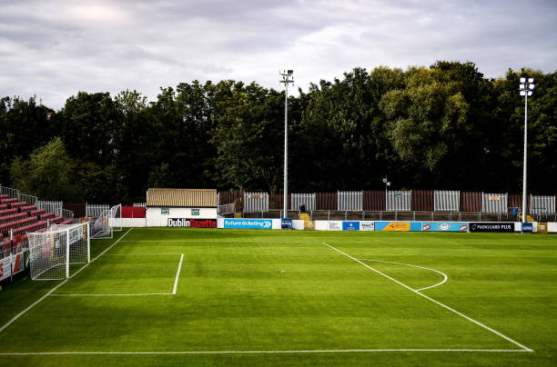 IRL: St Patrick's Athletic v Wexford - extra.ie FAI Cup Quarter-Final