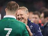dublin ireland ireland head coach joe