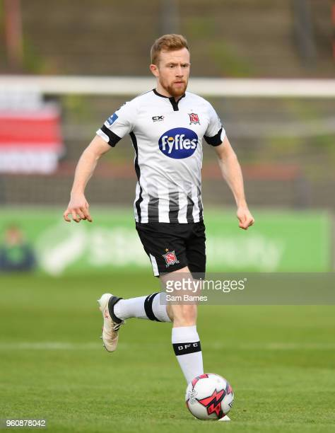 Dublin Ireland 18 May 2018 Seán Hoare of Dundalk during the SSE Airtricity League Premier Division match between Bohemians and Dundalk at Dalymount...