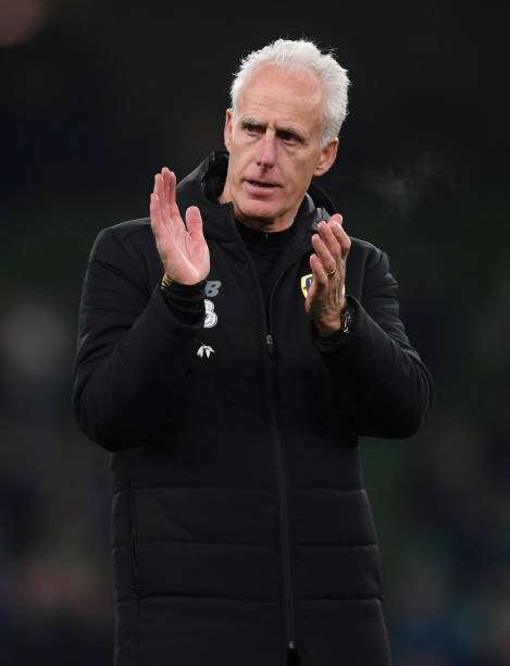 IRL: Mick McCarthy succeeded as Republic of Ireland manager