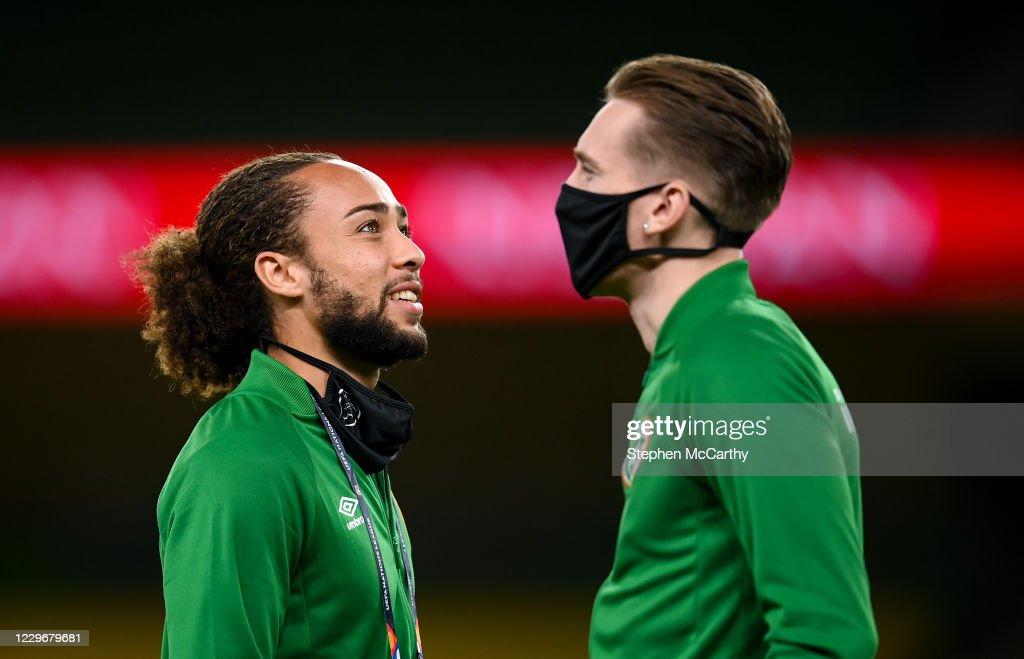 Republic of Ireland v Bulgaria - UEFA Nations League B : News Photo