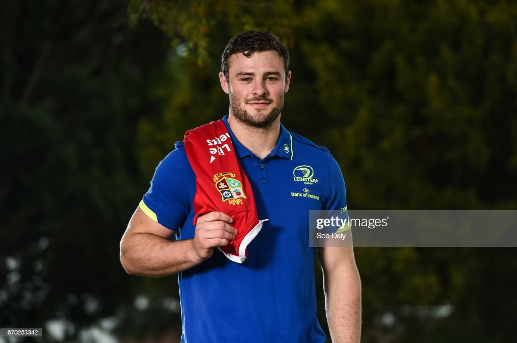 Leinster Rugby Lions 2017 : News Photo