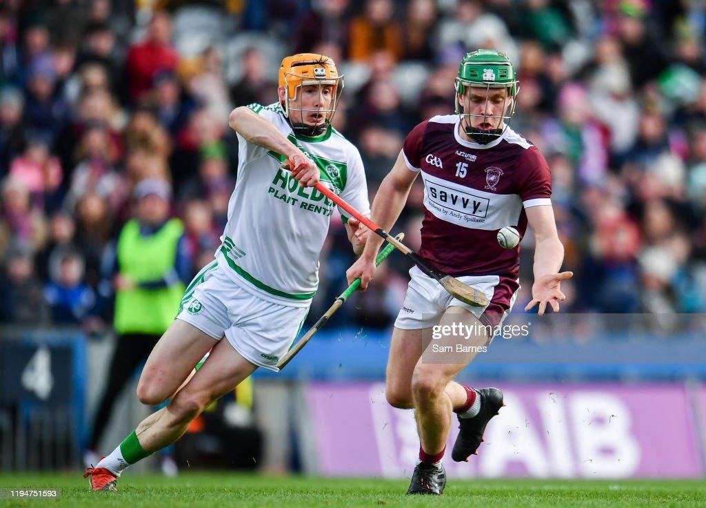 Dublin , Ireland - 19 January 2020; James Devaney of Borris-Ileigh ...