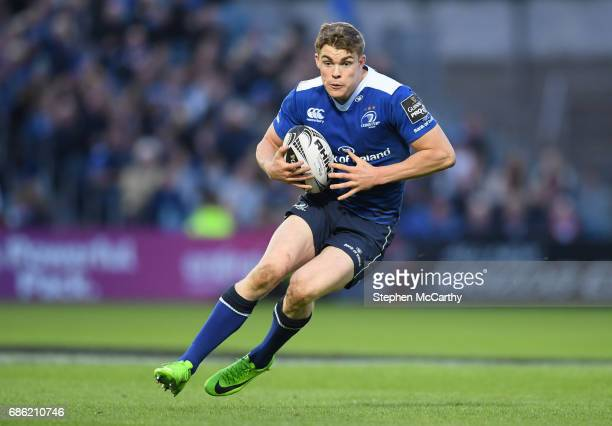 Dublin Ireland 19 May 2017 Garry Ringrose of Leinster during the Guinness PRO12 SemiFinal match between Leinster and Scarlets at the RDS Arena in...