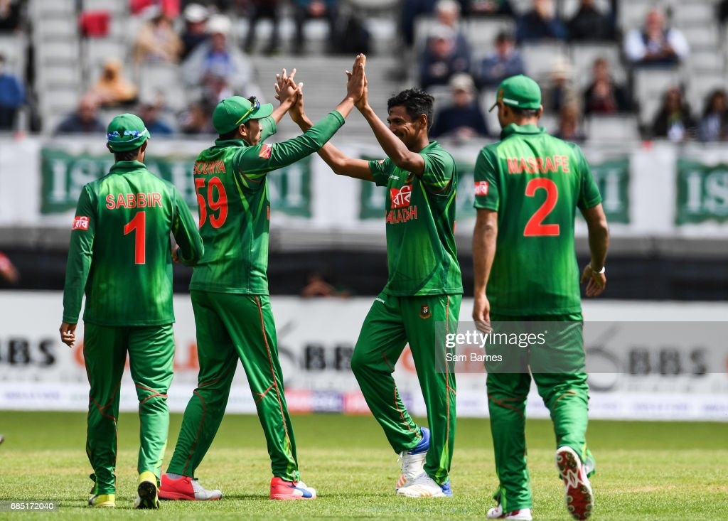 Ireland v Bangladesh - International Cricket : News Photo