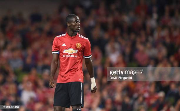 Dublin Ireland 2 August 2017 Eric Bailly of Manchester United during the International Champions Cup match between Manchester United and Sampdoria at...