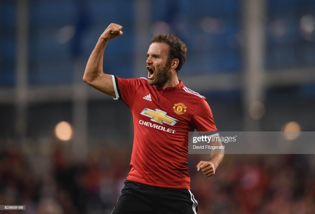 Manchester United v Sampdoria - International Champions Cup : News Photo