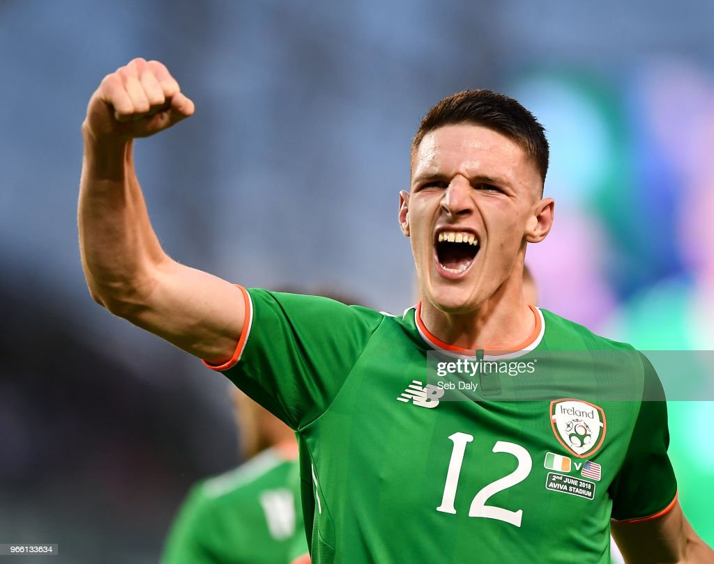 Republic of Ireland v United States - International Friendly : News Photo