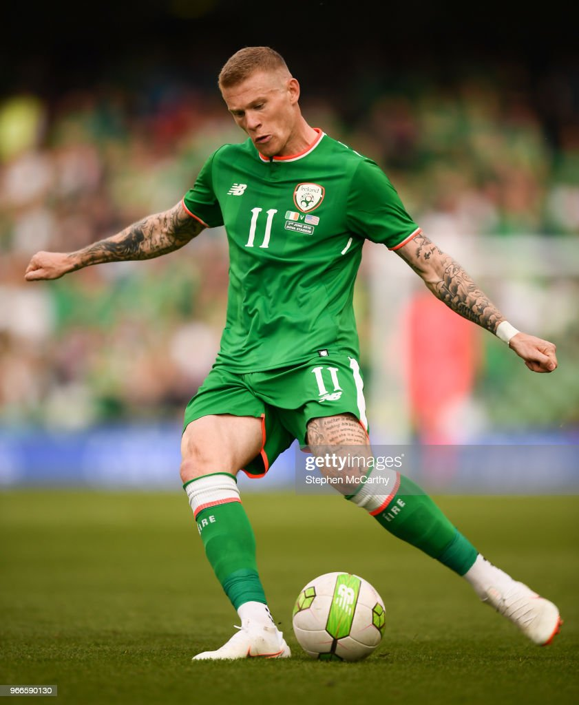 Republic of Ireland v United States - International Friendly : News Photo