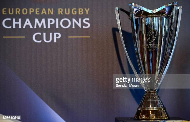 Dublin Ireland 2 October 2017 A general view of the European Rugby Champions Cup at the European Rugby Champions Cup and Challenge Cup 2017/18 season...