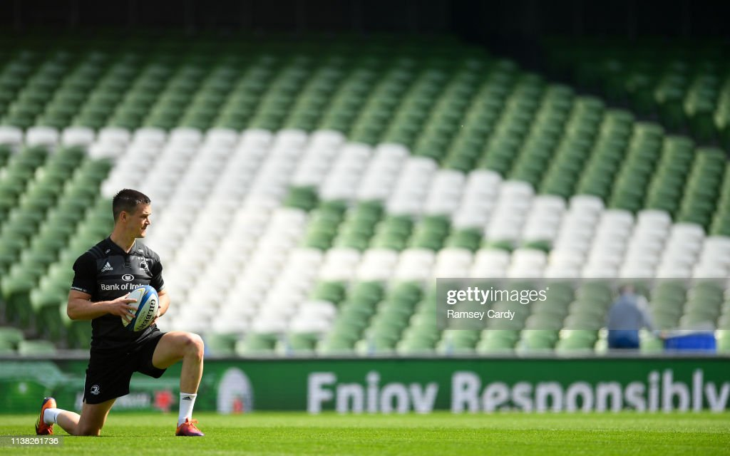 IRL: Leinster Rugby Captain's Run