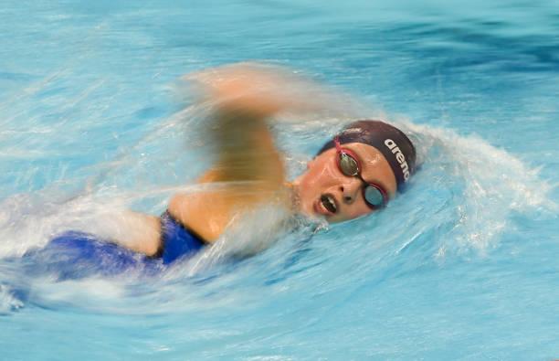 IRL: Irish National Swimming Team Trials - Day 1