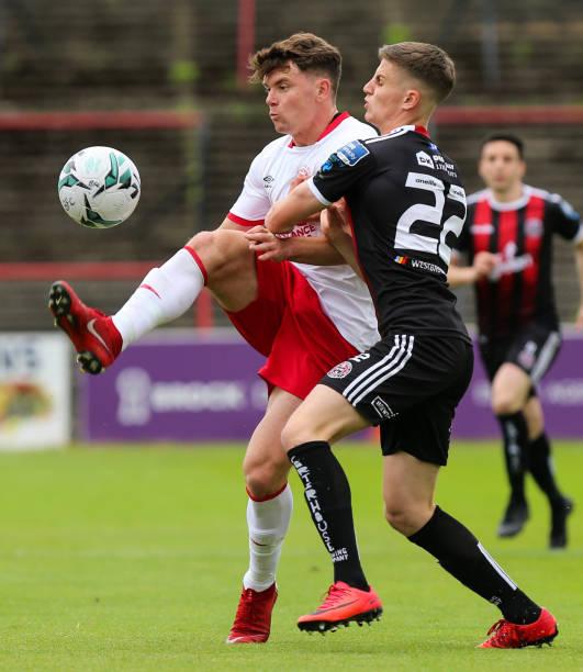 IRL: Bohemians v St Patrick's Athletic - SSE Airtricity League Premier Division