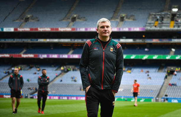 IRL: Mayo v Meath - GAA Football All-Ireland Senior Championship Quarter-Final Group 1 Phase 2