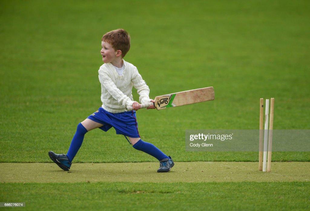 Ireland v New Zealand - International Cricket : News Photo