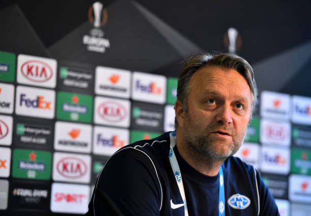 IRL: Molde FK Training Session and Press Conference