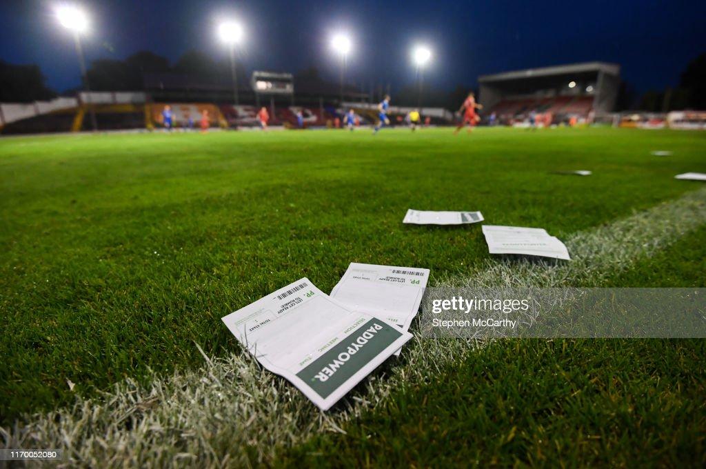 Shelbourne v Limerick FC - SSE Airtricity League First Division : Photo d'actualité