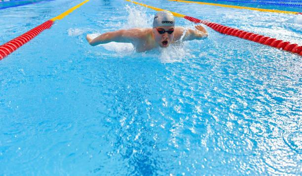 IRL: Irish National Swimming Team Trials - Day 3