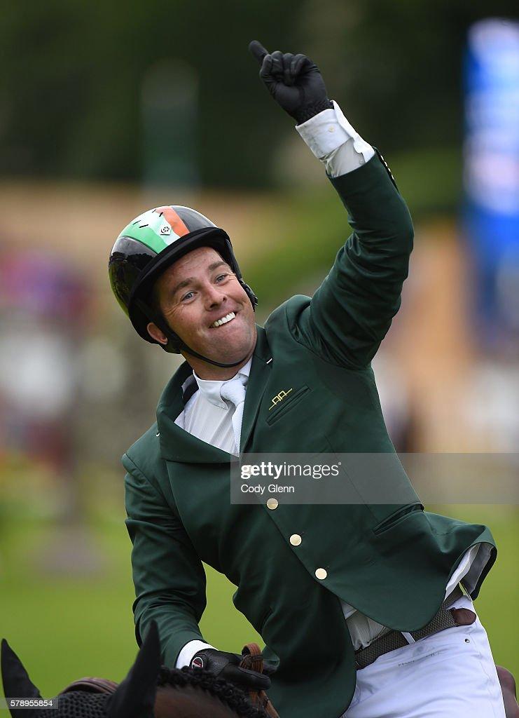 Dublin Horse Show - Day 3 : News Photo