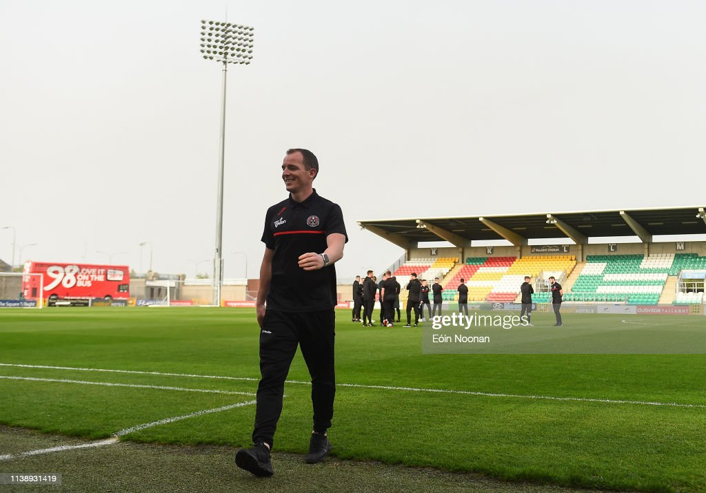 IRL: Shamrock Rovers v Bohemians - SSE Airtricity League Premier Division