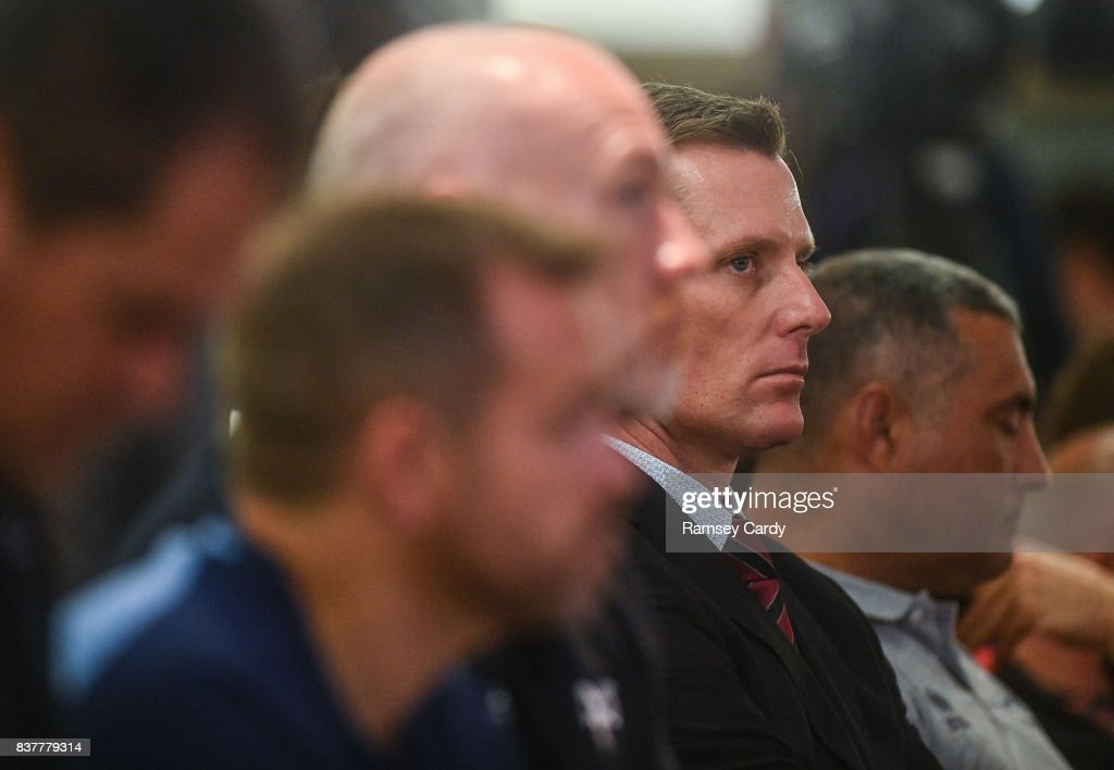 Dublin , Ireland - 23 August 2017; Southern Kings Chief Operating Officer Charl Crous at the Guinness PRO14 season launch at the Aviva Stadium in Dublin.