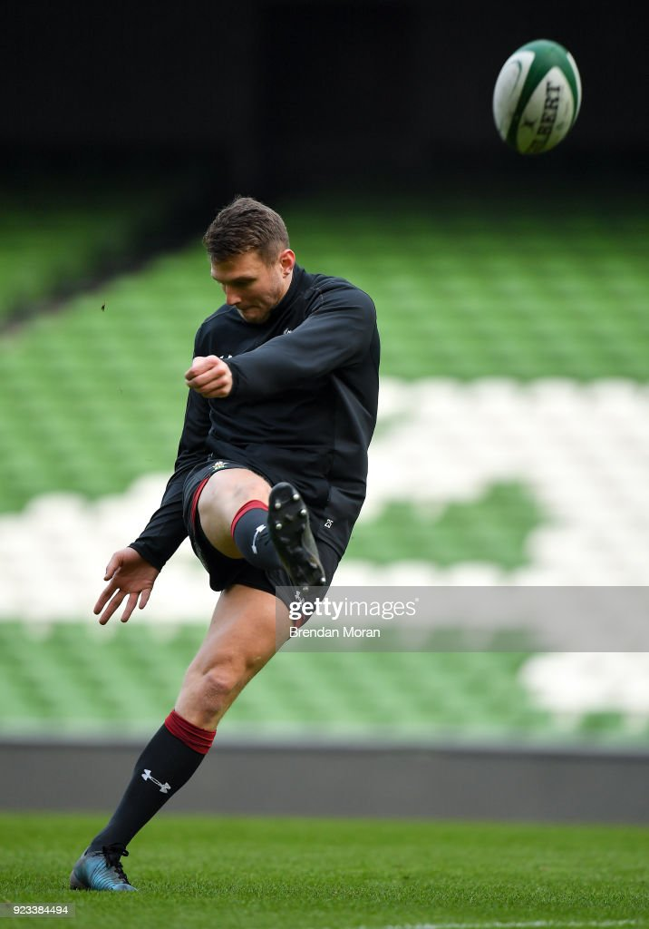 Wales Rugby Captain's Run