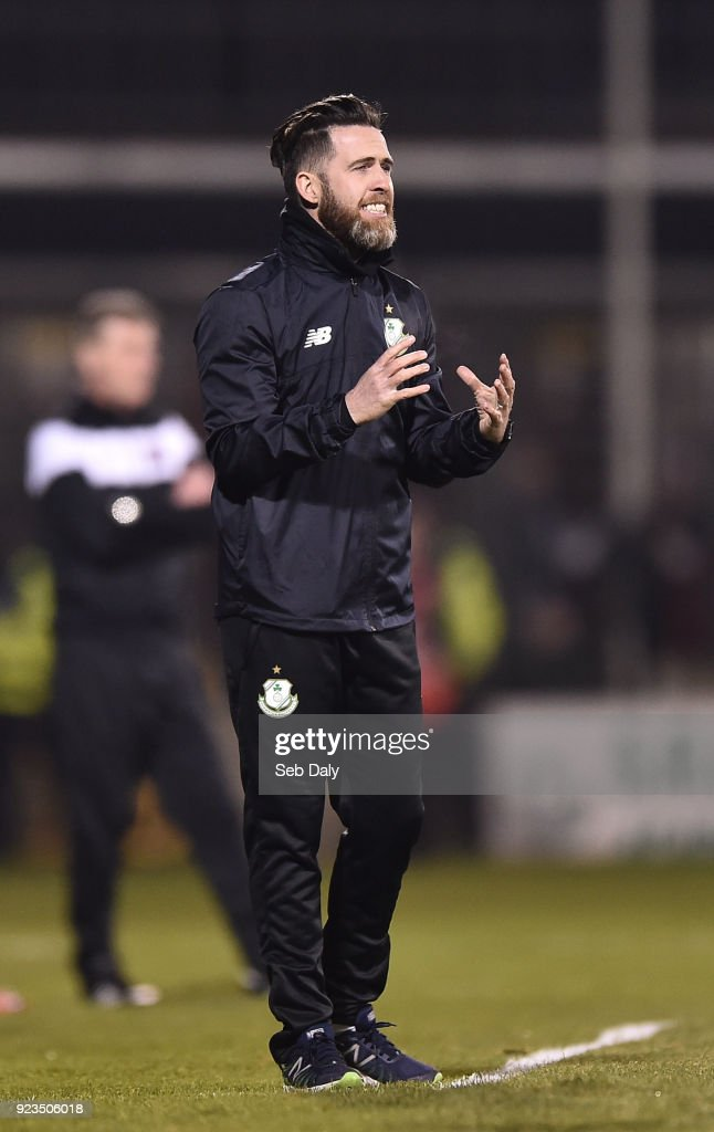 Shamrock Rovers v Dundalk - SSE Airtricity League Premier Division : News Photo