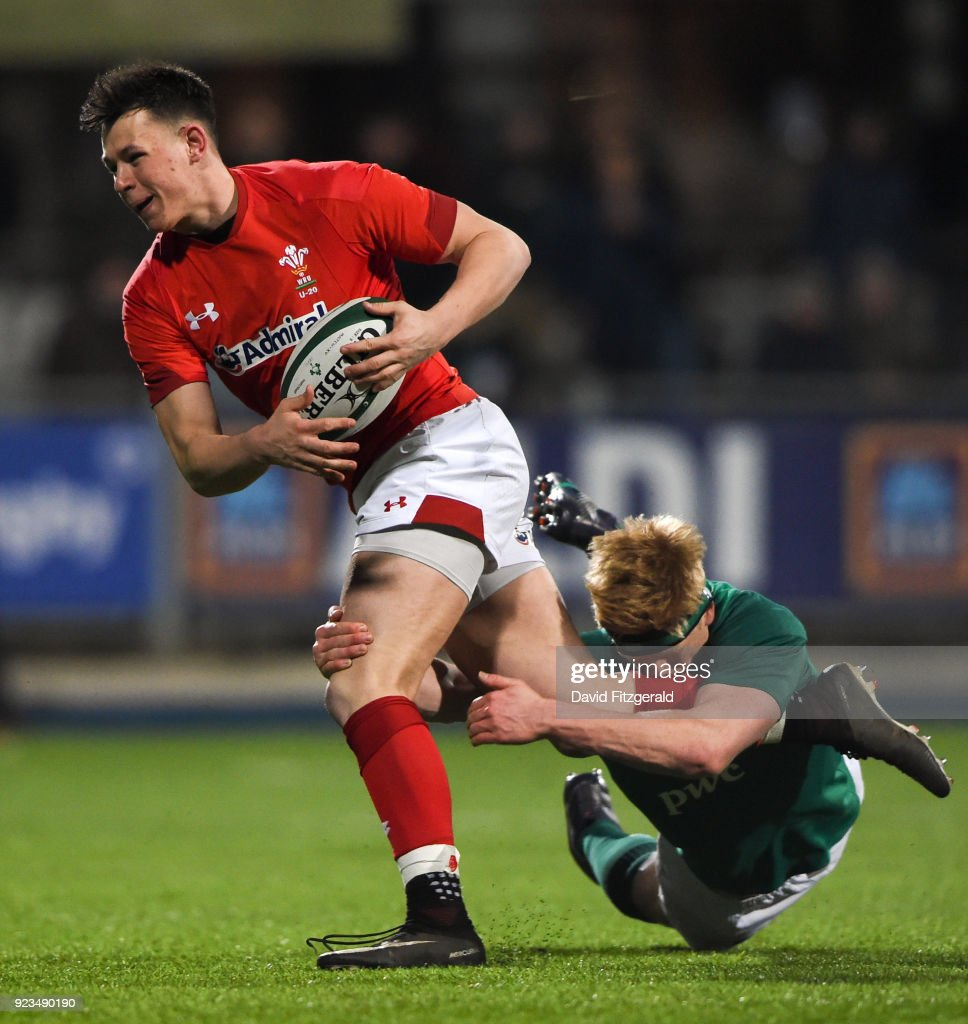 Ireland v Wales - U20 Six Nations Rugby Championship