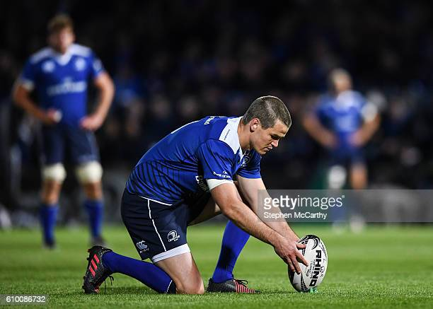 Dublin , Ireland - 23 September 2016; Jonathan Sexton of Leinster during the Guinness PRO12 Round 4 match between Leinster and Ospreys at the RDS...