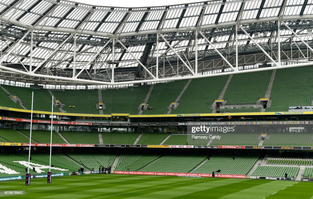 Ireland v Wales - NatWest Six Nations