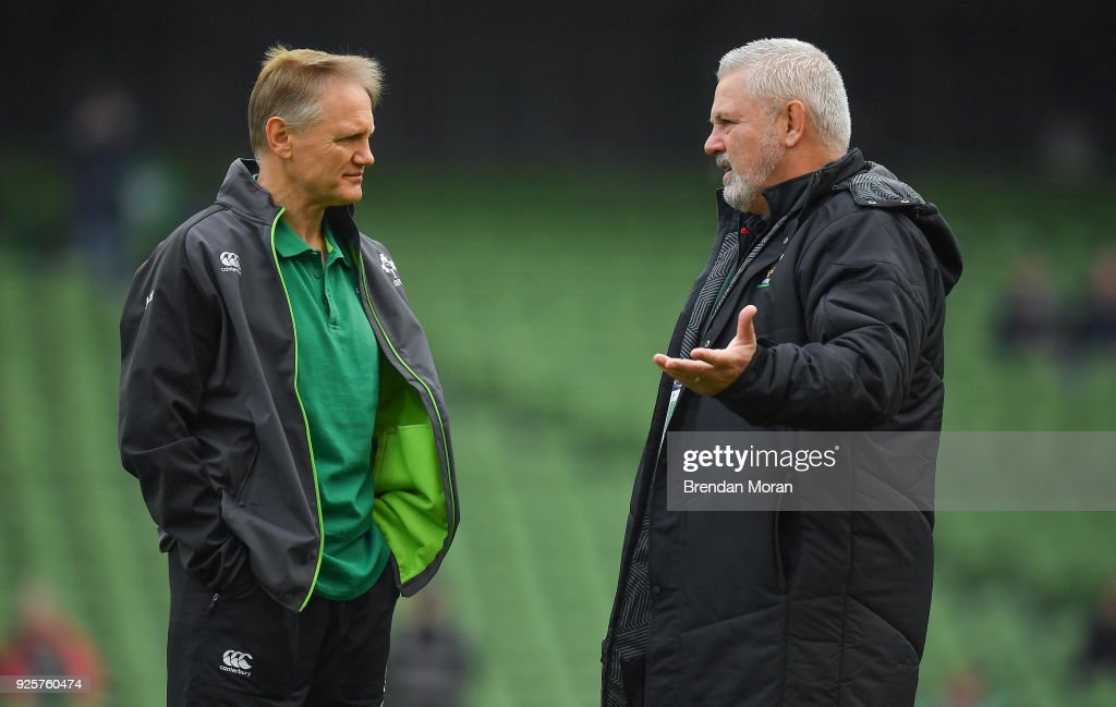 Ireland v Wales - NatWest Six Nations Rugby Championship : News Photo