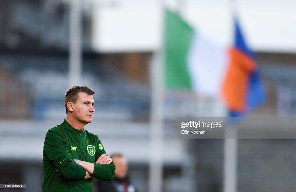 Republic of Ireland v Luxembourg - UEFA European U21 Championship Qualifier Group 1 : News Photo