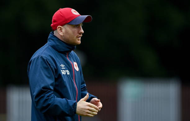 IRL: St Patrick's Athletic v Shamrock Rovers - SSE Airtricity League Premier Division
